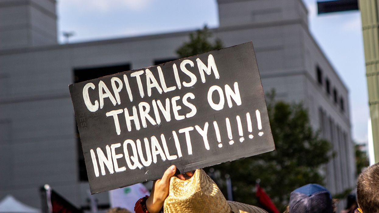 How capitalism is leading us to instability, inequality, and fascism