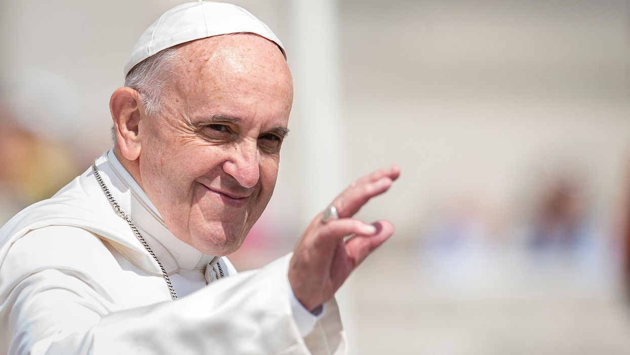 Pope calls on global community to confront 'destructive effects of empire of money'