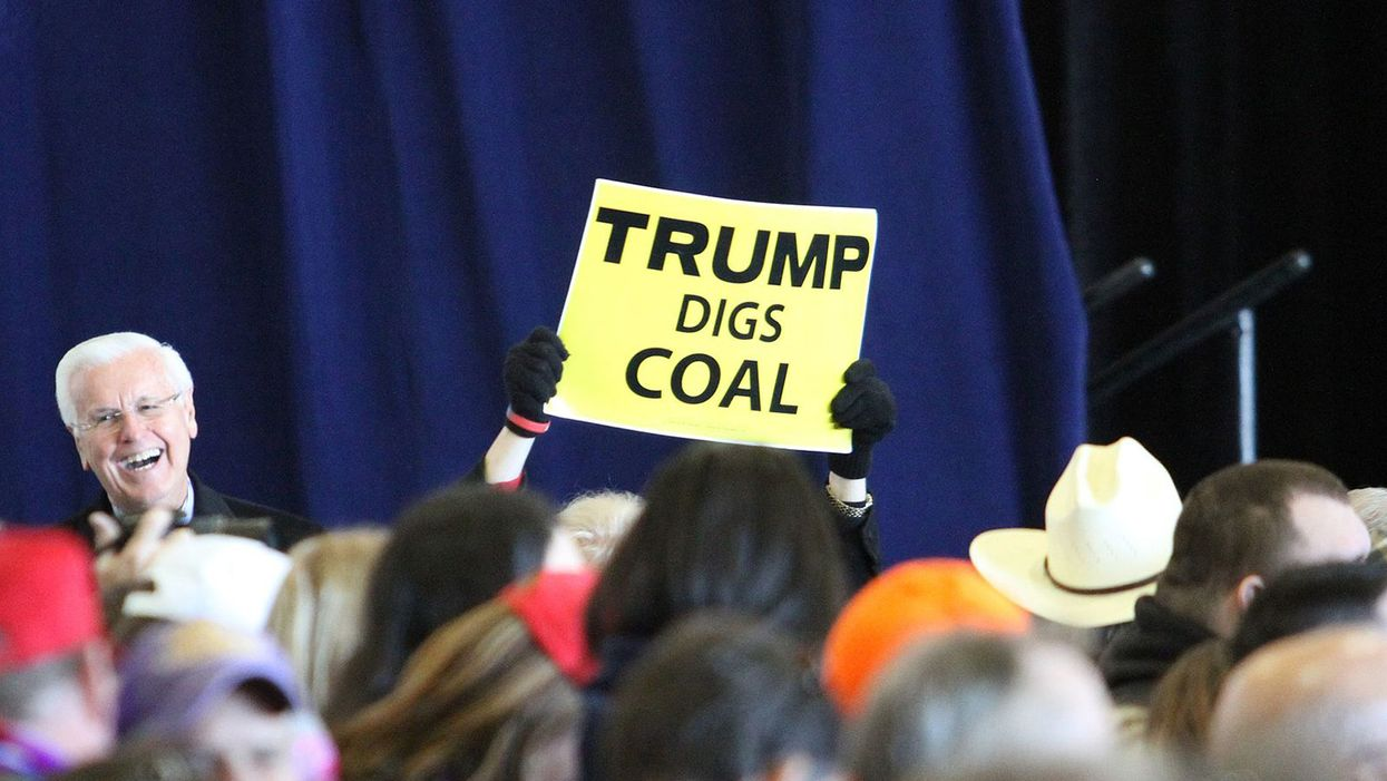 Coal miners turn their backs on Trump over failed promises: 'I don't care to listen to him anymore'