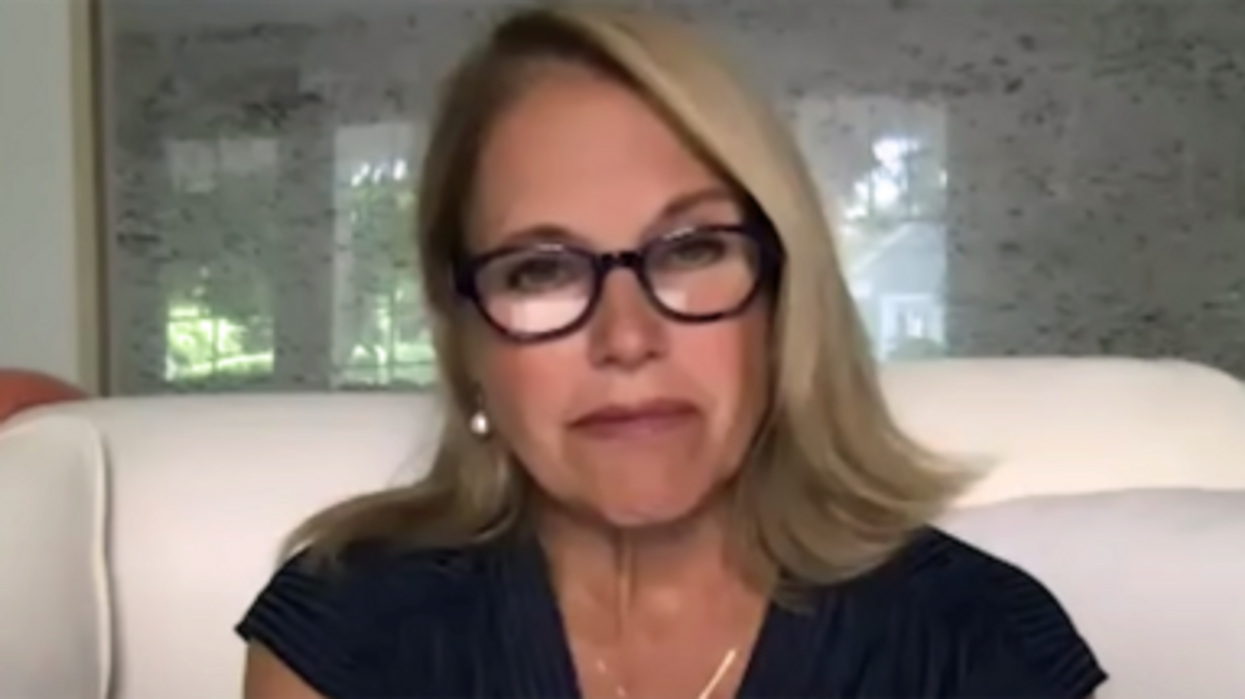 Katie Couric calls out TV networks for getting 'played' by Trump's White House: 'I find it infuriating'