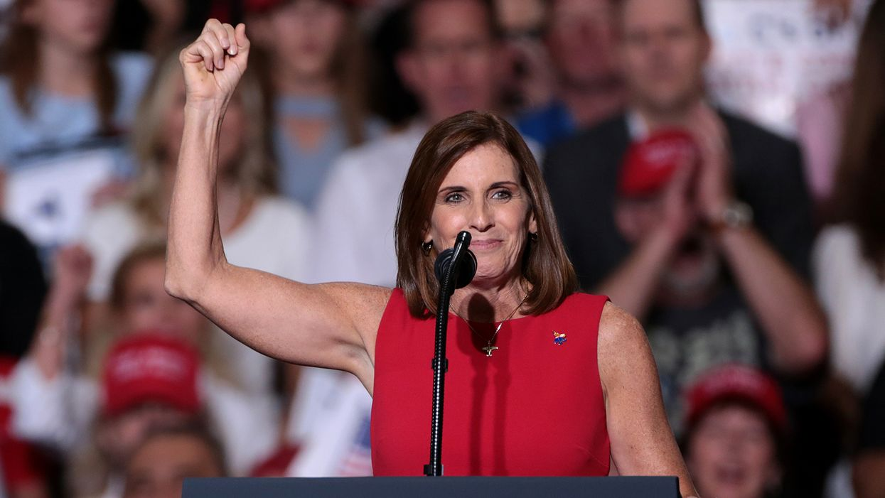 Martha McSally's 'obnoxious' debate performance blew her last chance to save an ailing campaign: conservative