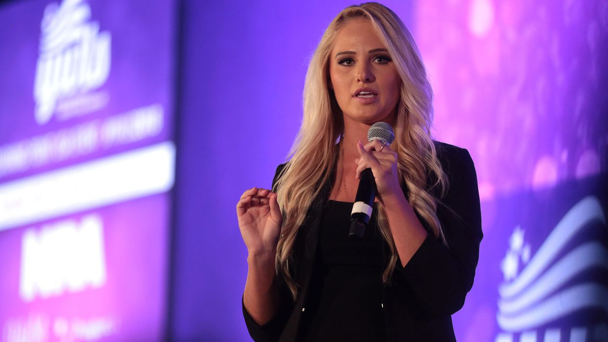 Sexist Tomi Lahren tweet about masks perfectly illustrates why Biden is crushing Trump among women