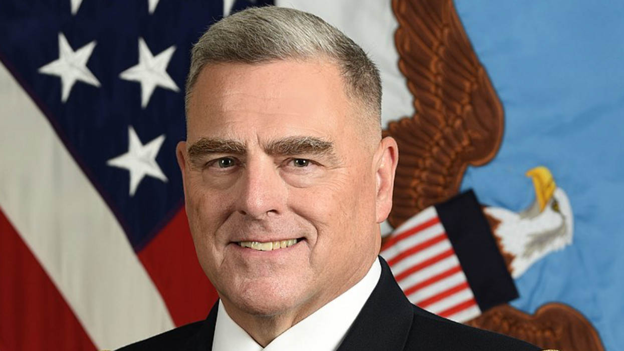 Gen. Mark Milley and several others self-isolating after top Coast Guard official tests positive for COVID-19