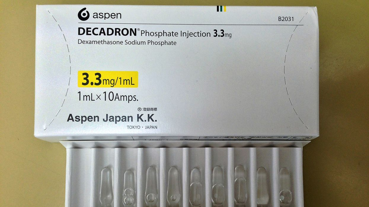 Here's what we know about Dexamethasone, the COVID-19 drug that can cause delirium and hallucinations