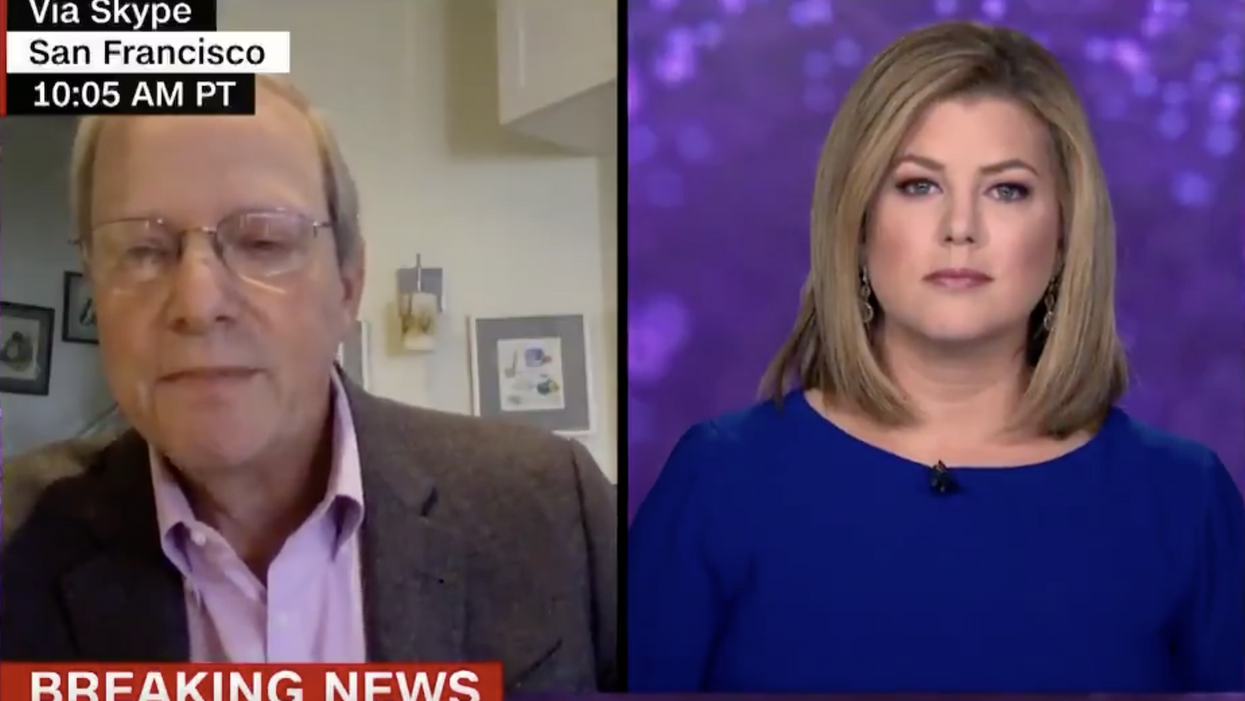 Medical expert warns Trump still has 'more than a 1 in 10' chance of dying