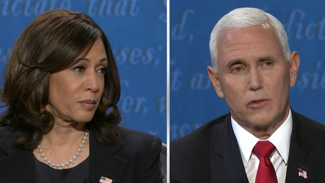 Here are 5 standout moments from the vice presidential debate