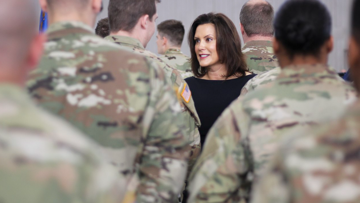Feds charge 6 men in plot to kidnap Gov. Gretchen Whitmer and overthrow Michigan's government
