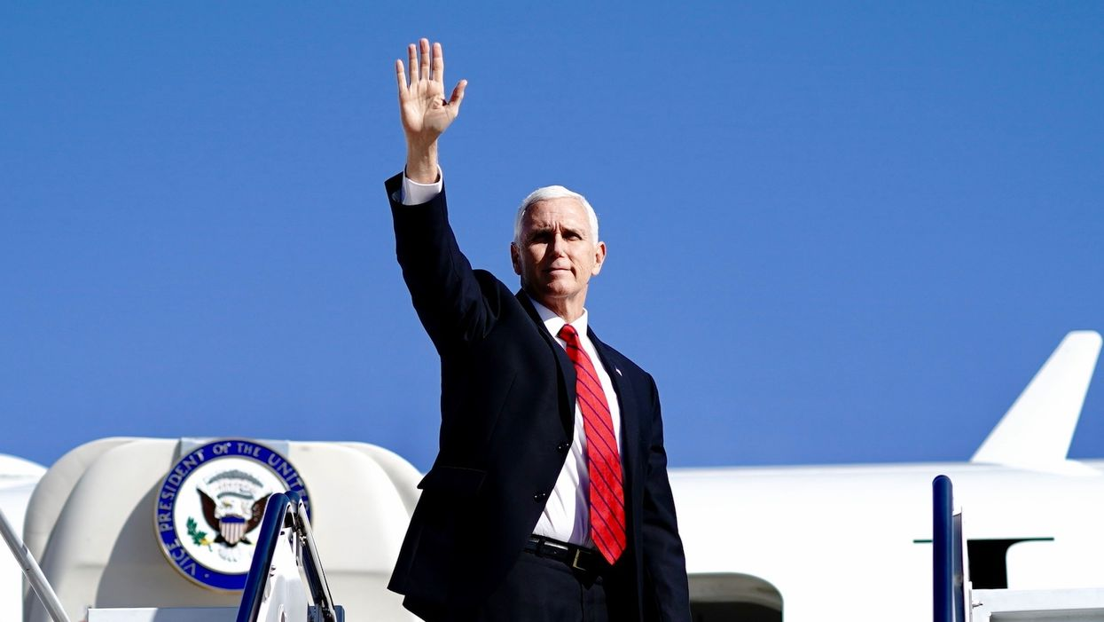 Pence cancels planned trip for mysterious reasons