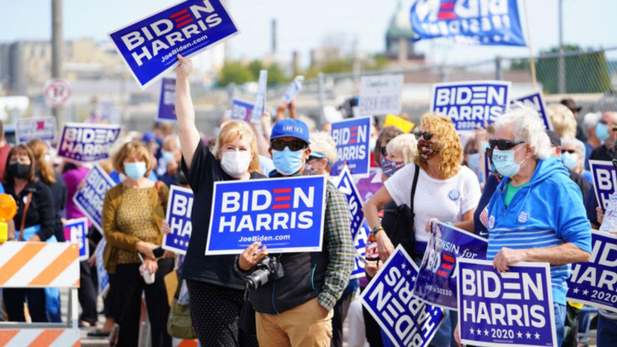 'It just keeps getting worse': Trump defectors and 2016 nonvoters help cement Biden's growing lead