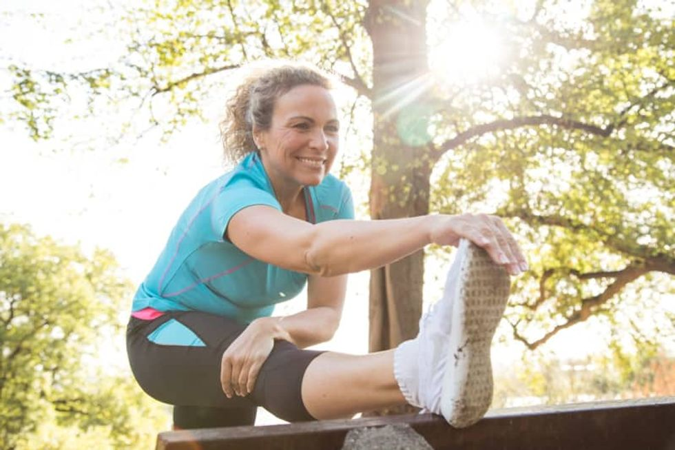 Staying flexible as we age is all about staying active: experts