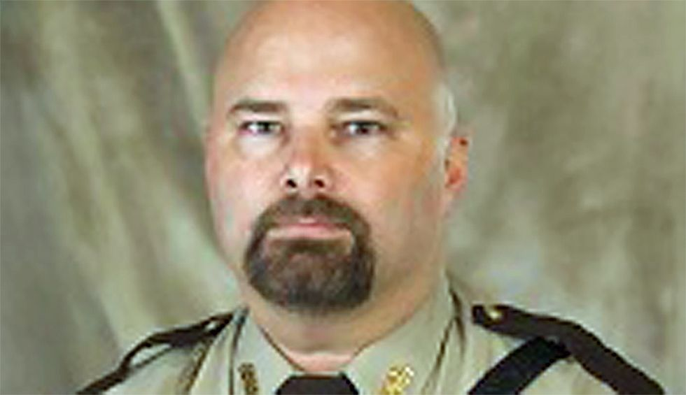'I'm not racist' says Arkansas sheriff who used n-word 9 times because girlfriend spoke to a black Guy