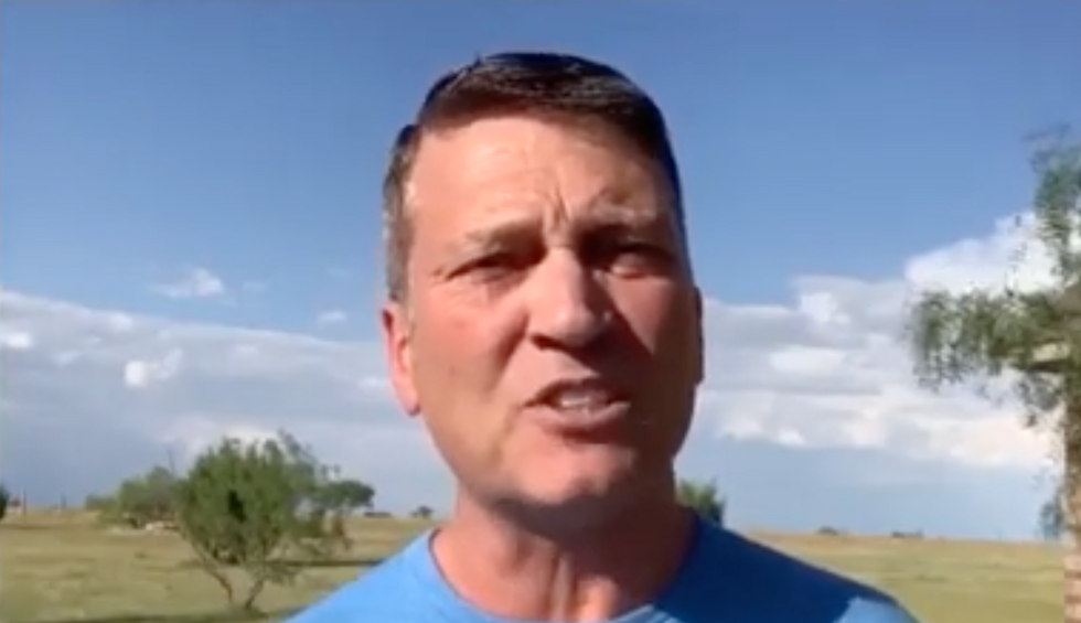 Ex-White House doctor Ronny Jackson goes on tirade defending Trump — then gets expertly fact-checked on CNN