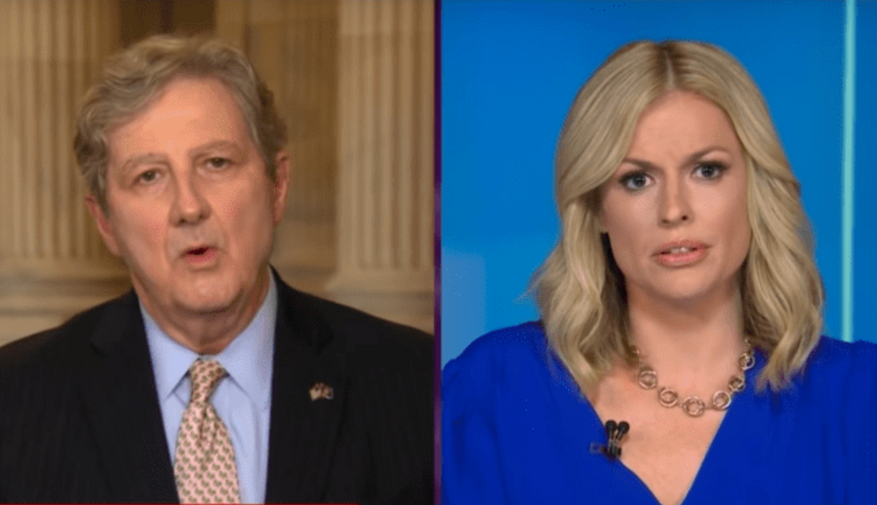 'I'm not going to let you do this': CNN anchor shuts down Republican's attempt to dodge Trump's lies