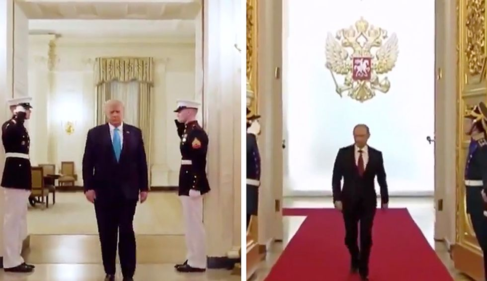 'Literally copied from Putin': Intelligence expert blasts Trump's RNC performance