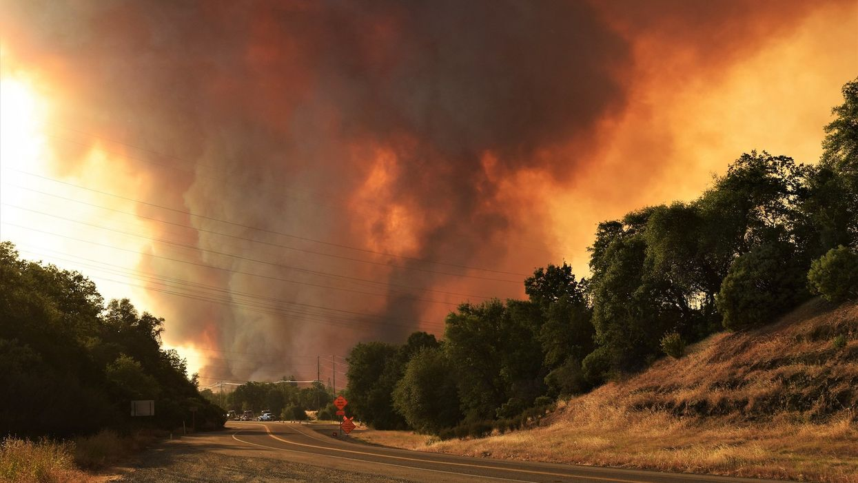 How Californians came together to deal with wildfires during the pandemic