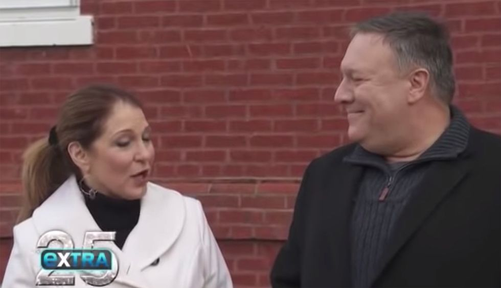 Mike Pompeo's wife asked senior State Department aides to help send personal holiday cards: emails