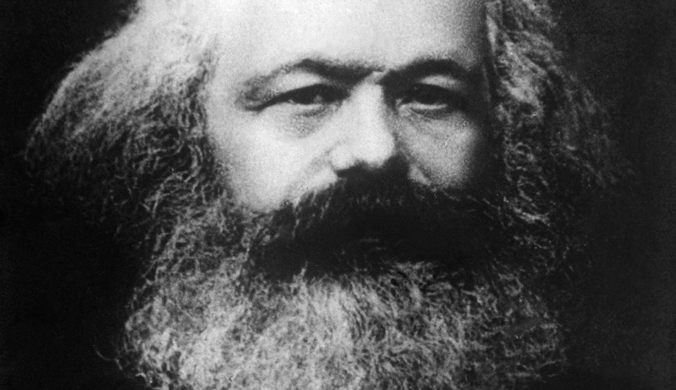 Tracing the biblical roots of socialism's enduring slogan