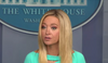 Kayleigh McEnany shows open contempt for a reporter when asked to do her job