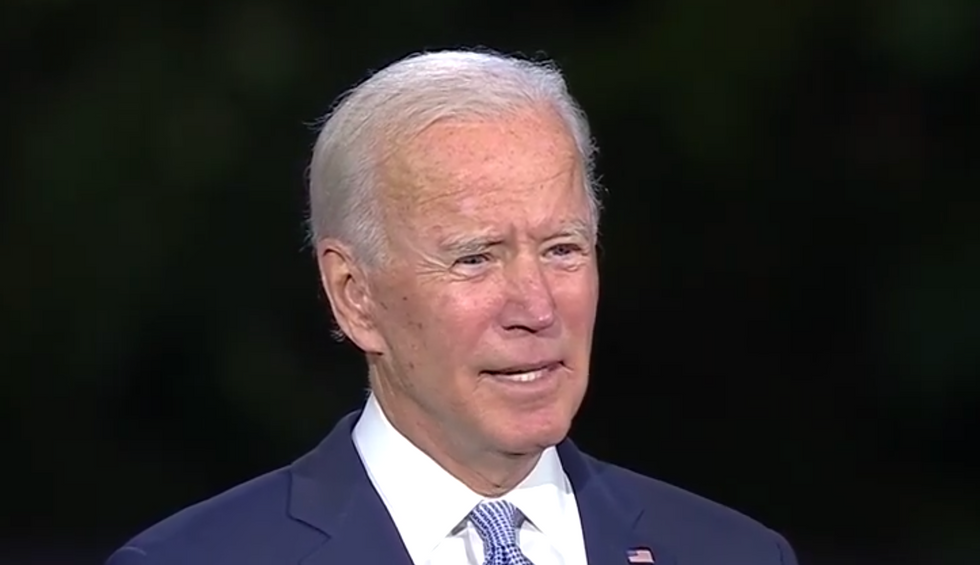 Joe Biden gets accused of cheating at CNN town hall — because Republicans didn't expect him to do so well