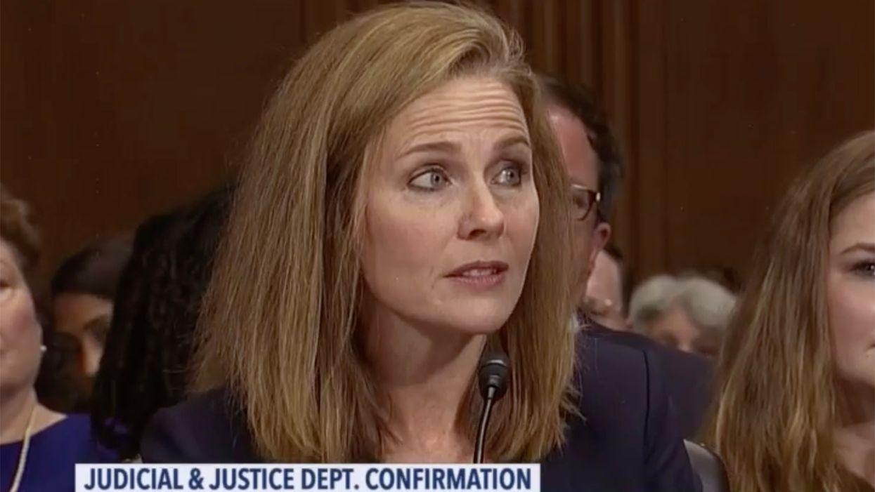 Why Trump's Supreme Court nominee believes all Civil Rights legislation is 'illegitimate'