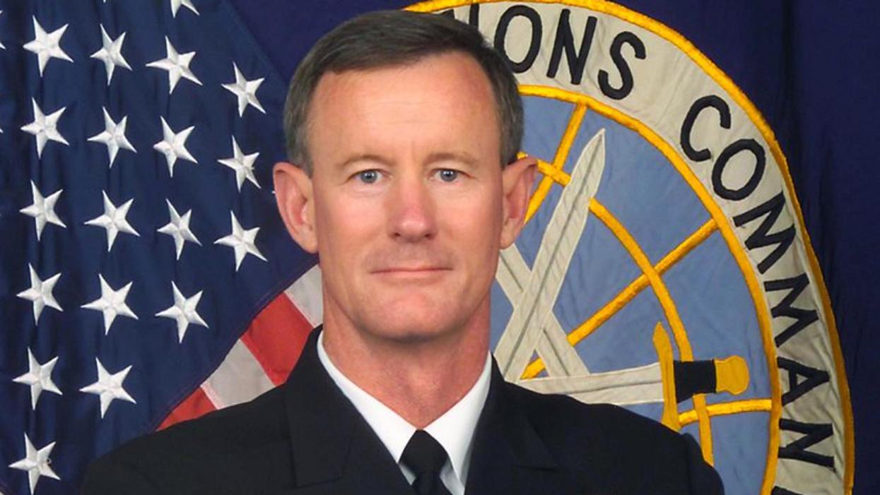 Top special operations commander who oversaw Bin Laden raid endorses Biden in scathing op-ed denouncing Trump