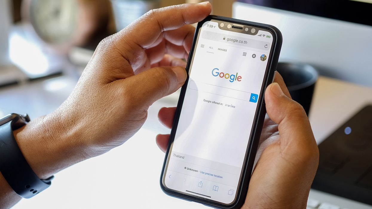 Justice Department and 11 states sue Google in antitrust case: 'Long overdue'