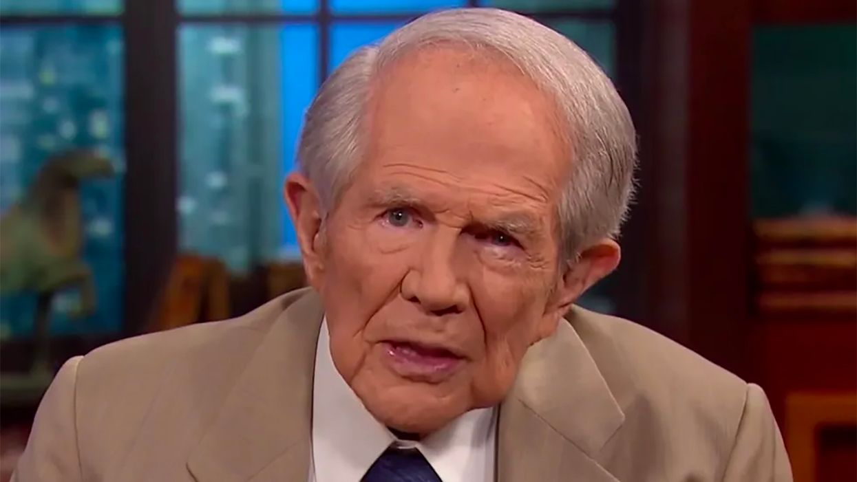 Pat Robertson: 'The Lord told me' Trump will be reelected — and help set off the Apocalypse