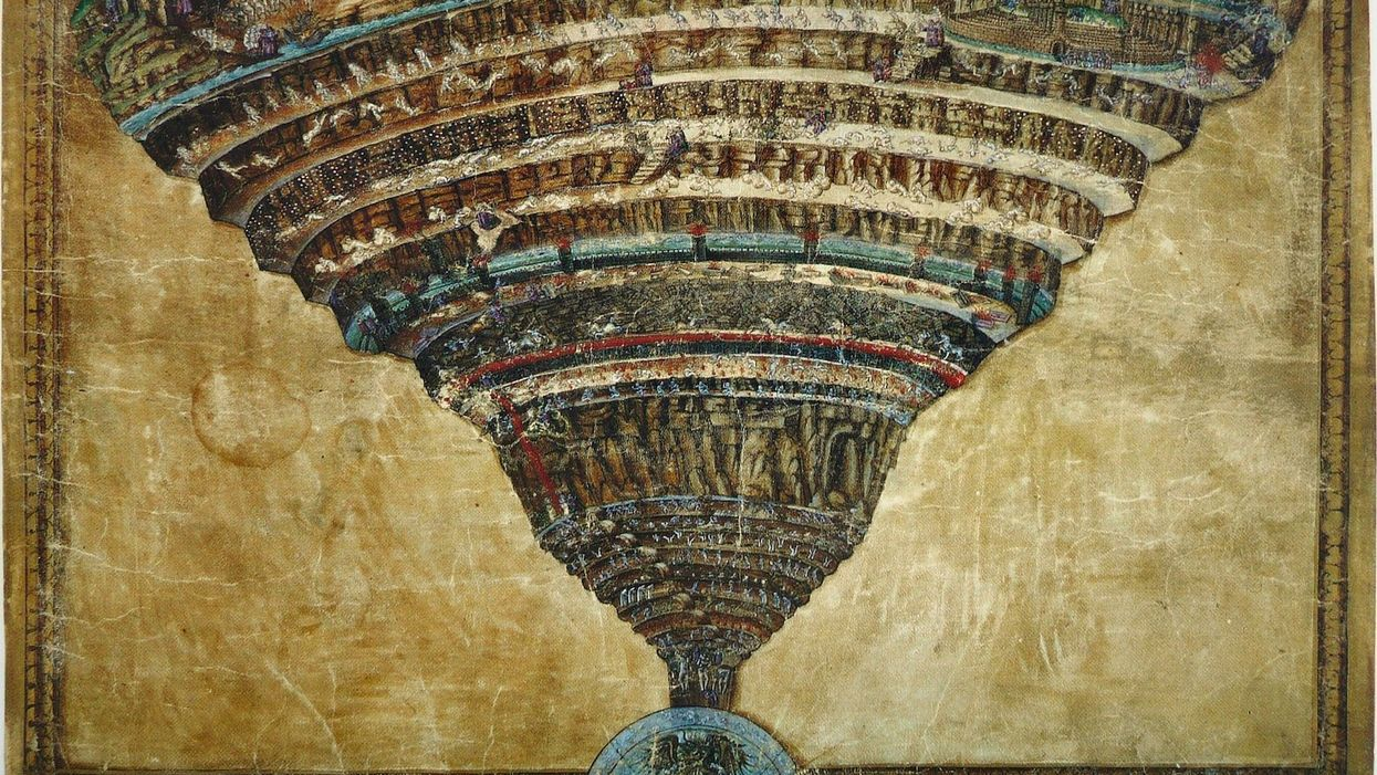 Trump has committed nearly every sin found in Dante's Hell