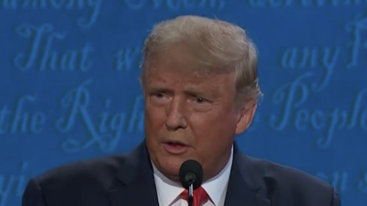 The debate wasn't 'civil' — Trump showed himself to be a cold-blooded psychopath