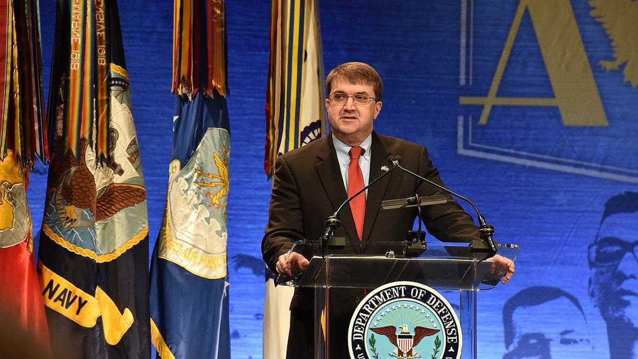 Veterans Affairs secretary headlines GOP fundraiser as COVID cases surge
