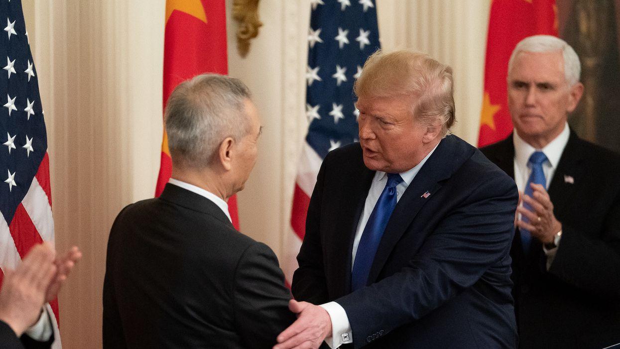Why Trump's trade war backfired