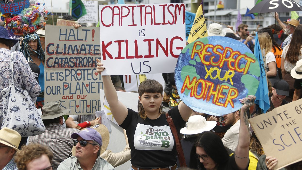 From pandemics to climate change, the real problem is capitalism itself