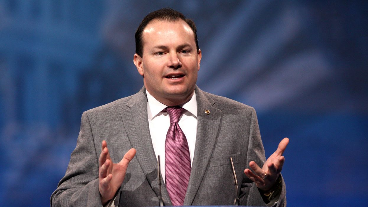 Sen. Mike Lee wages 'strange crusade' against Mormon-owned Utah media outlets for not being right-wing enough