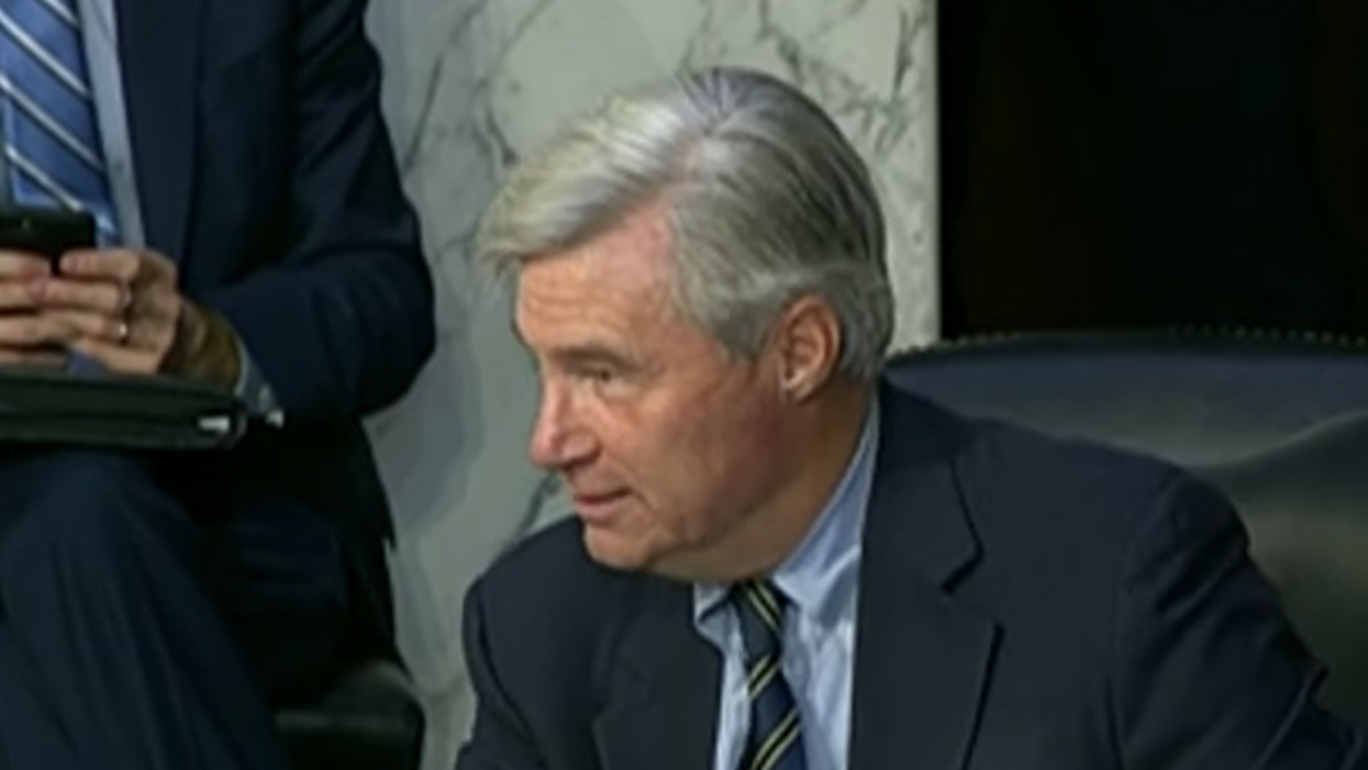 Sen. Whitehouse exposes the truth about the right wing attempt to use Amy Coney Barrett to destroy Obamacare