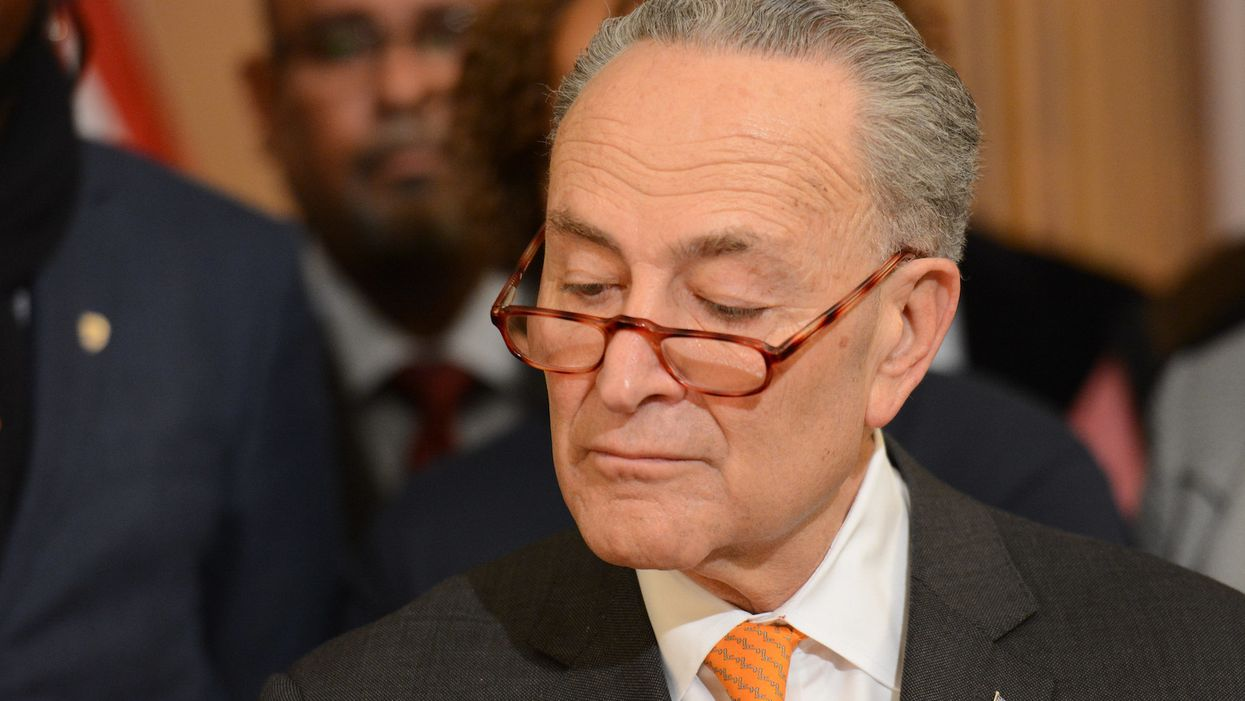 Election expert warns of a 'major red flag' in the Democrats' fight to take the Senate
