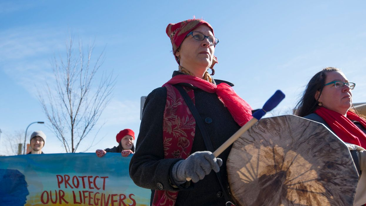 Missing and Murdered Indigenous Women crisis finally recognized in the halls of Congress