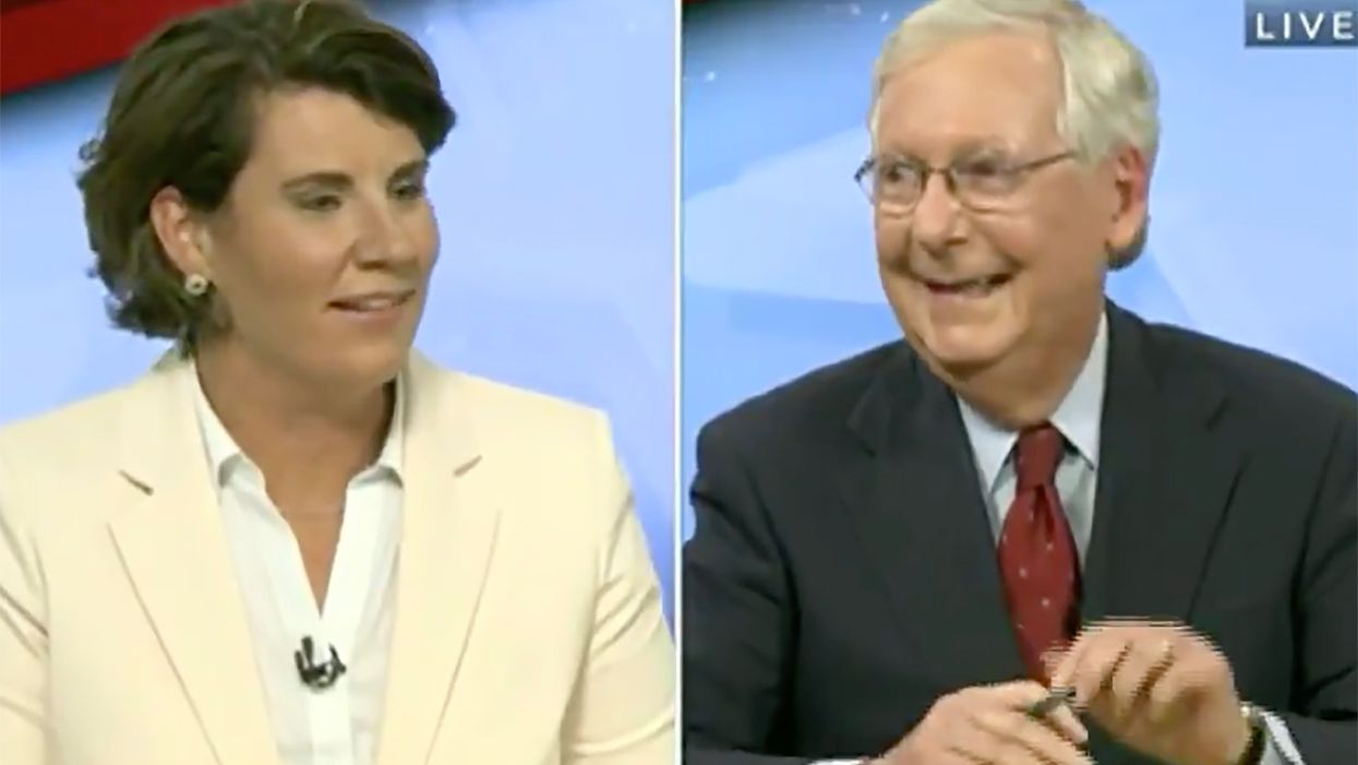 Mitch McConnell beats Amy McGrath to win seventh Senate term for Kentucky