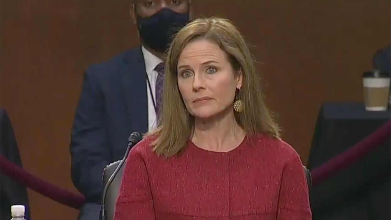 Amy Coney Barrett is even more 'extreme' on gun rights than her Republican defenders in the Senate