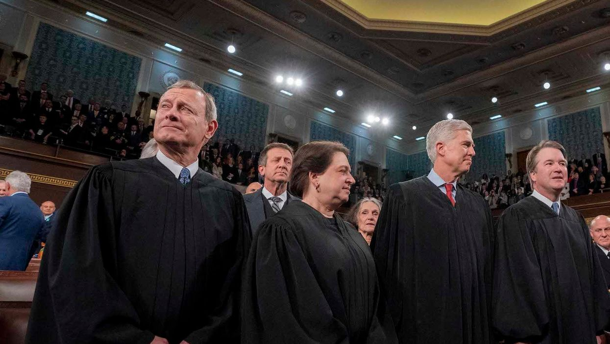 More than 2 dozen constitutional law experts endorsed a bill to create 18-year term limits for Supreme Court