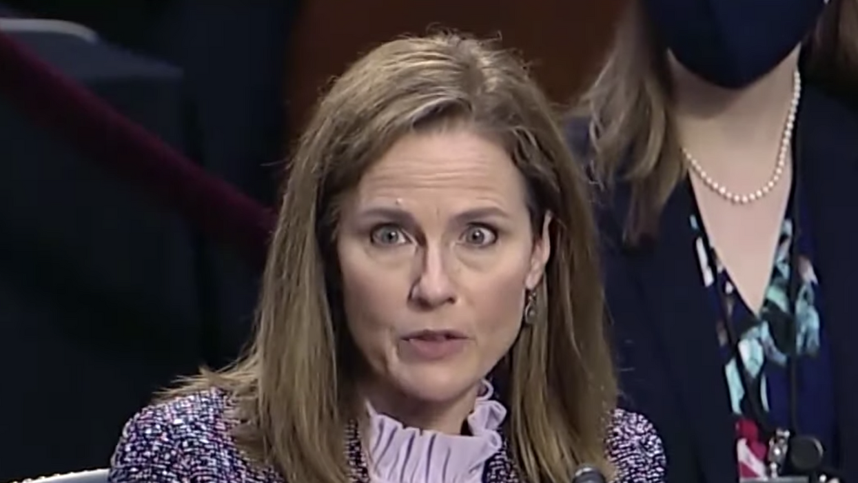 Amy Coney Barrett and the Second Amendment: Why her 'expansive view' is total BS