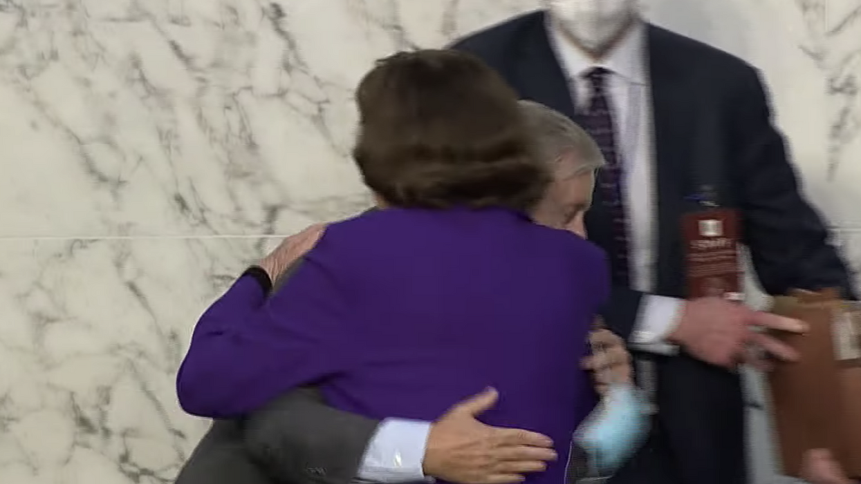 Dianne Feinstein sparks calls for her removal after botching Amy Coney Barrett hearings