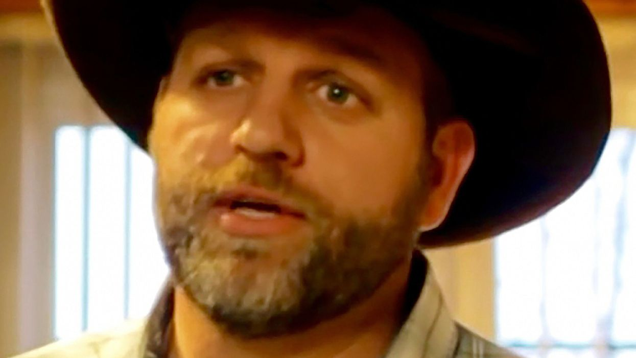 Ammon Bundy is building a far-right theocratic army under the guise of defending 'rights'