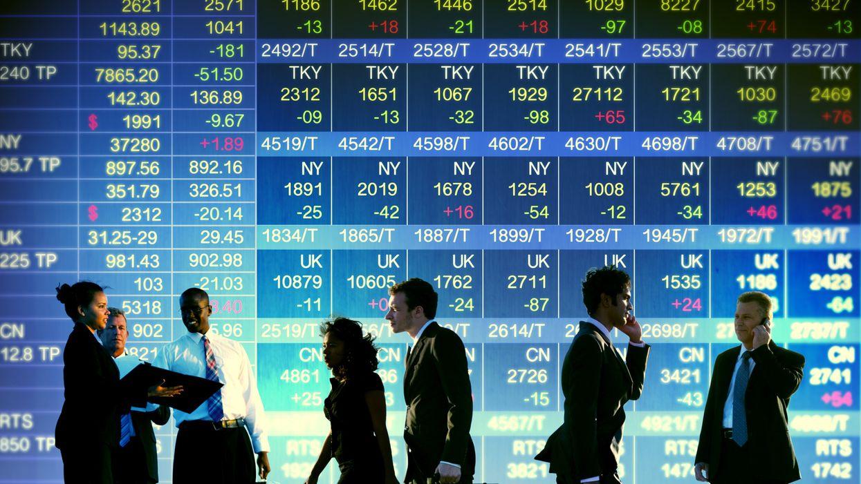 As economic suffering grips regular Americans, Wall Street behemoths get ready to feast
