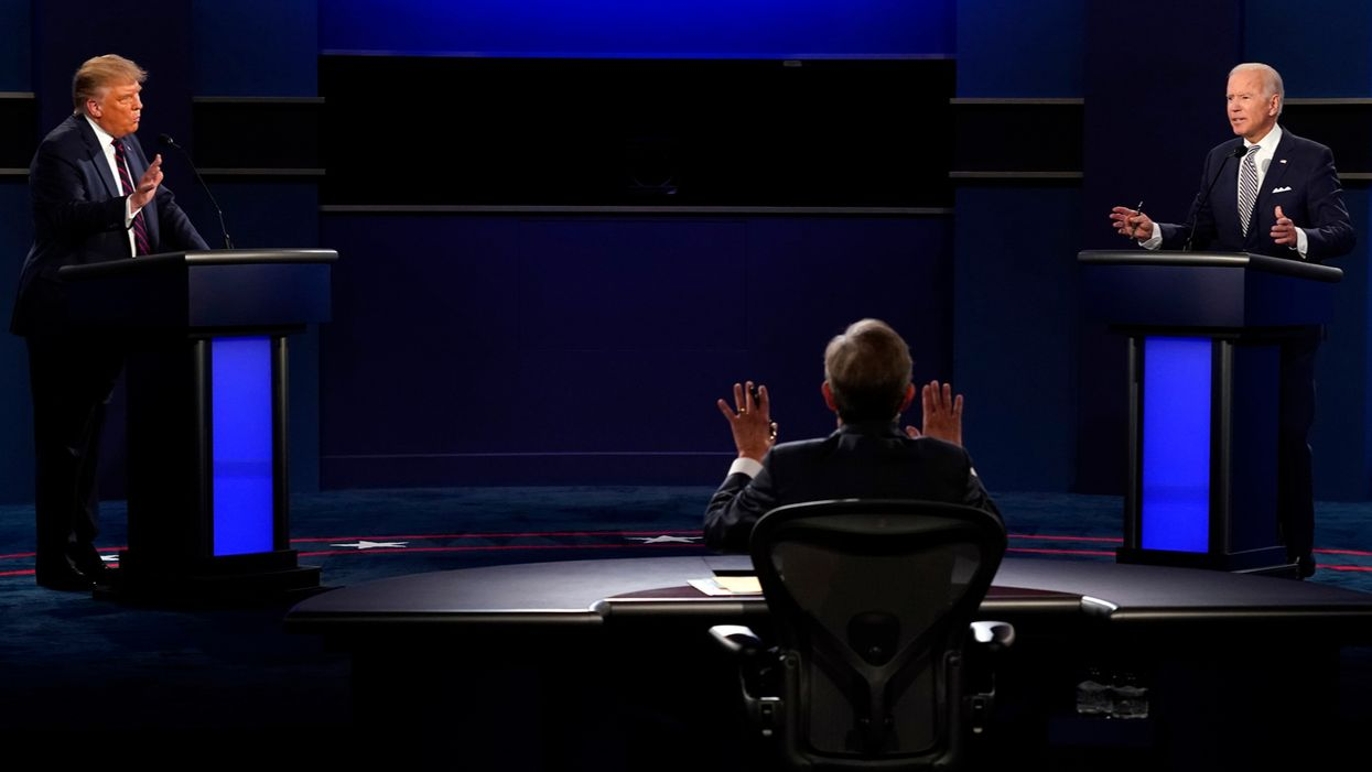 Here are 3 questions that didn't get asked during the presidential debates — and probably never will