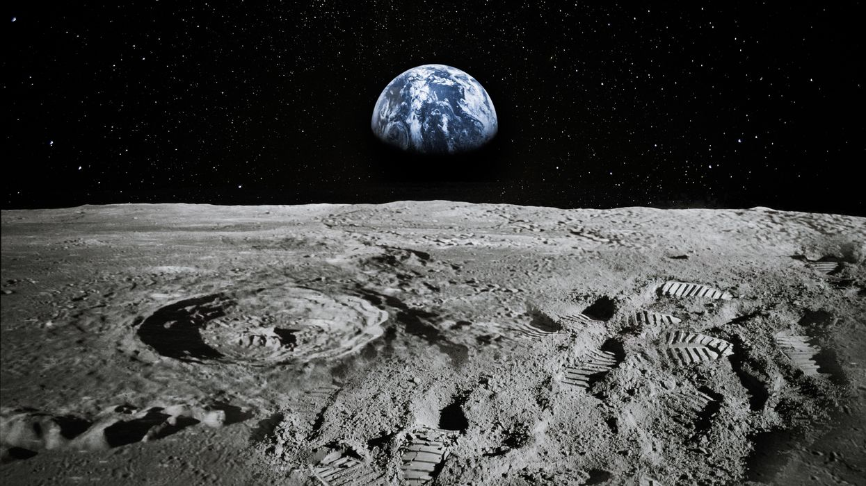 Here's what water on the moon means for the future of exploration