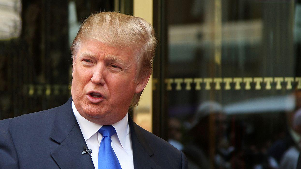 What awaits Trump? Billions of dollars
