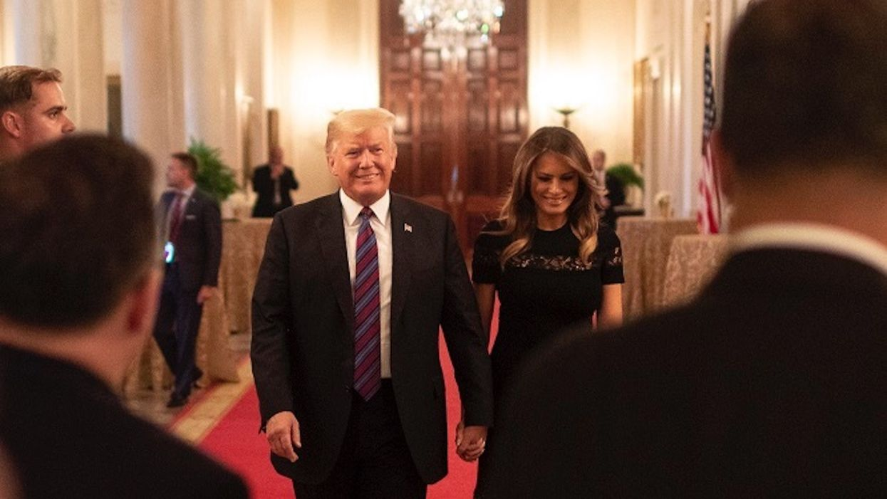 'The time has come': Report says Melania Trump told husband to accept defeat