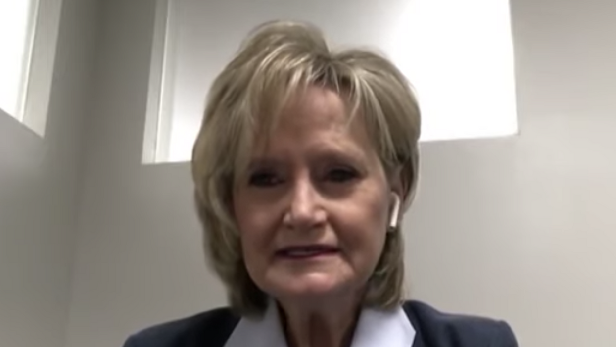 Mississippi Republican Senator gives a baffling answer when pressed on anti-racist protests