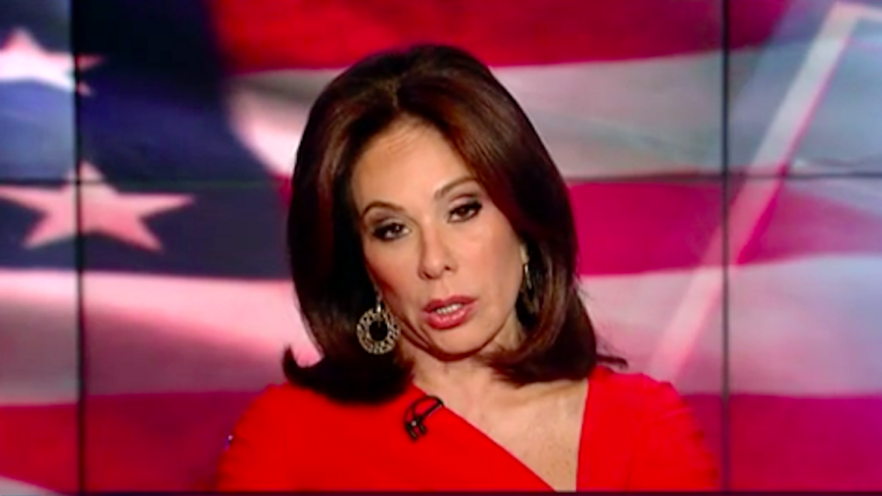 Fox News suspends Jeanine Pirro's show after 'spat' over airing baseless voter fraud claims: report