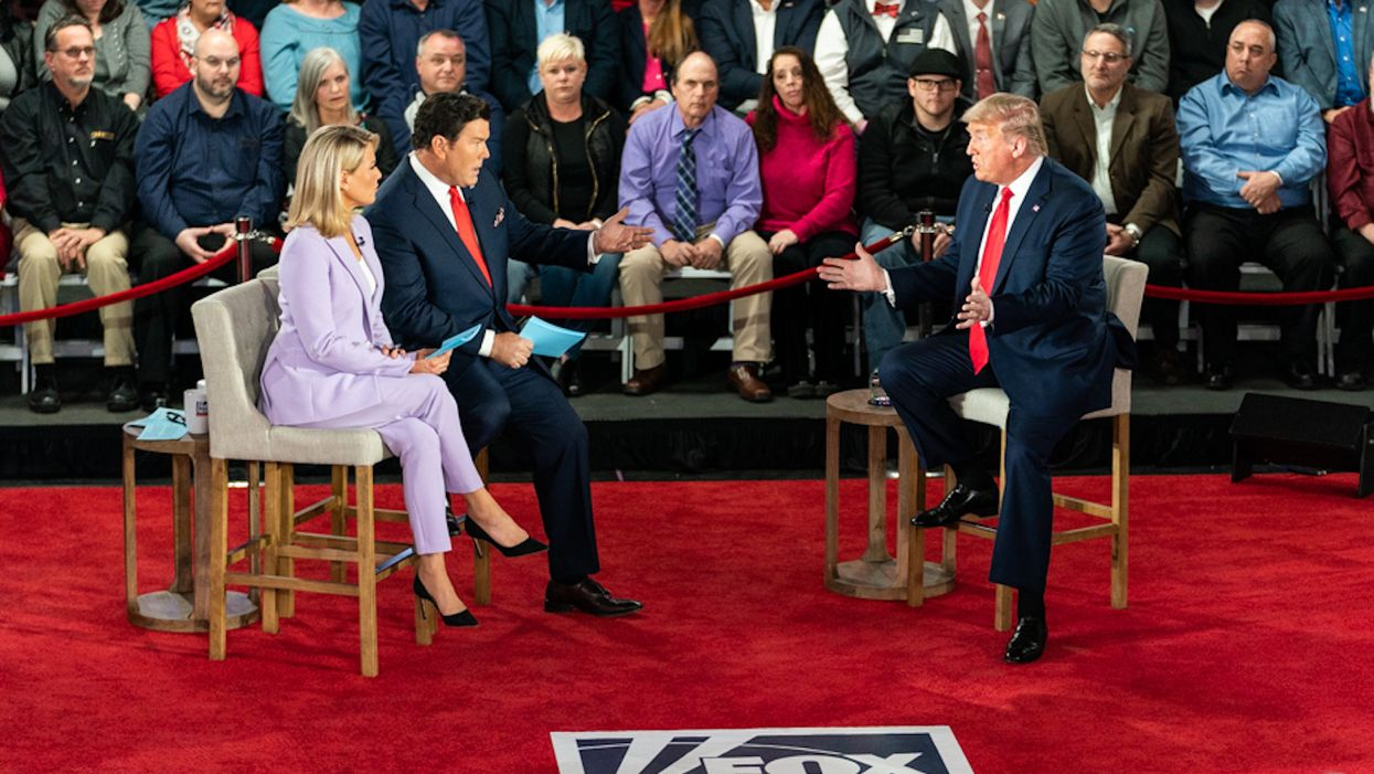 Here's the real reason Trump allies are floating a Fox News competitor